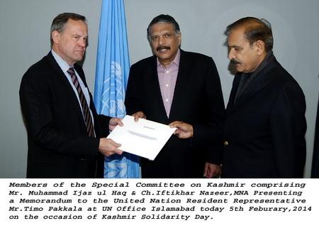 Kashmir Committee Photo 5_02_2014